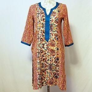 Vintage Craft House House Coat or Caftan Sz M